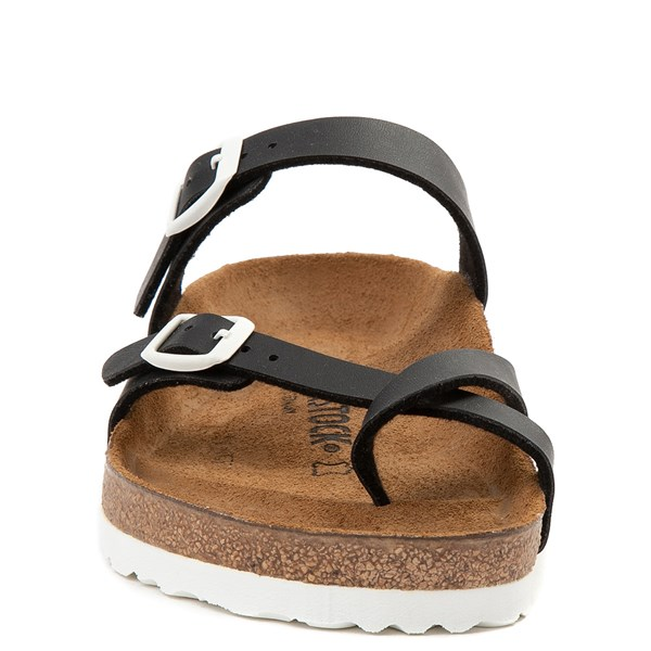 alternate view Womens Birkenstock Mayari Sandal - BlackALT4