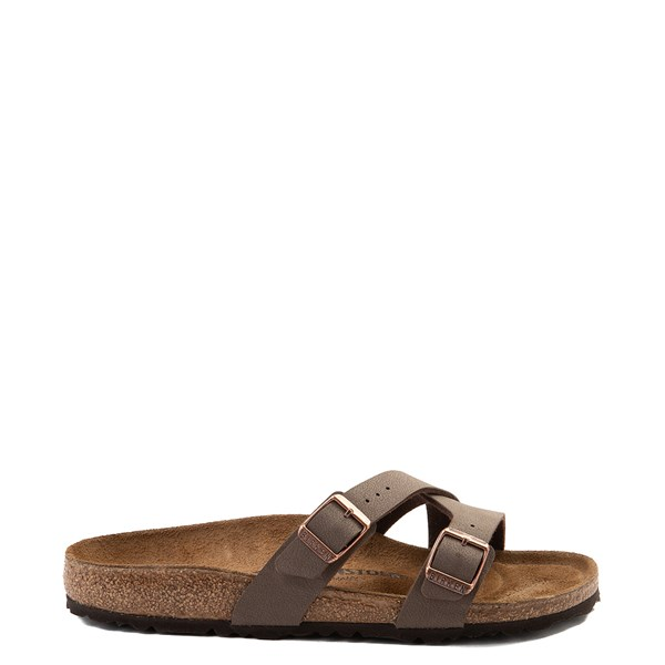 Main view of Womens Birkenstock Yao Sandal - Mocha