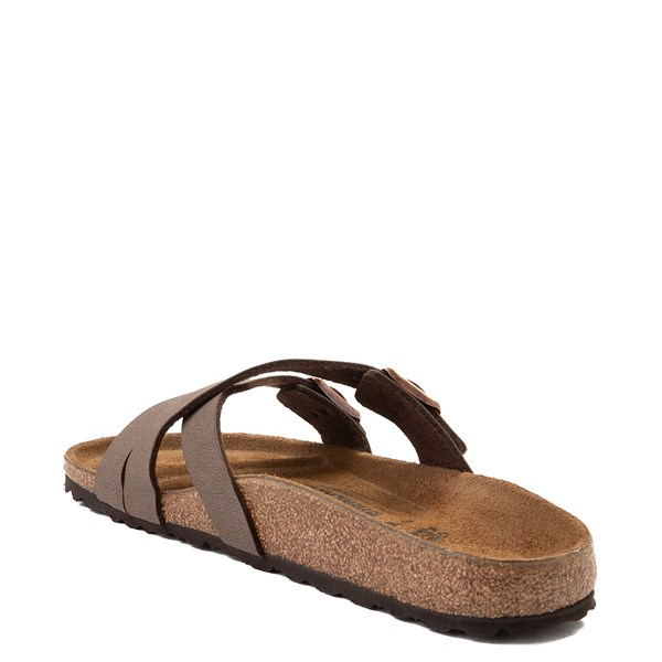 alternate view Womens Birkenstock Yao Sandal - MochaALT2