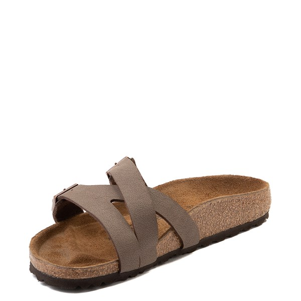 alternate view Womens Birkenstock Yao Sandal - MochaALT3