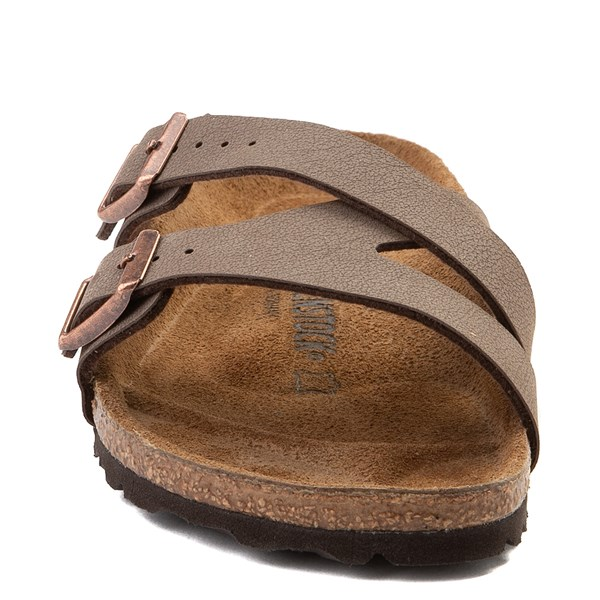 alternate view Womens Birkenstock Yao Sandal - MochaALT4