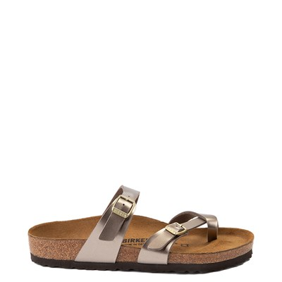 Main view of Womens Birkenstock Mayari Sandal - Taupe