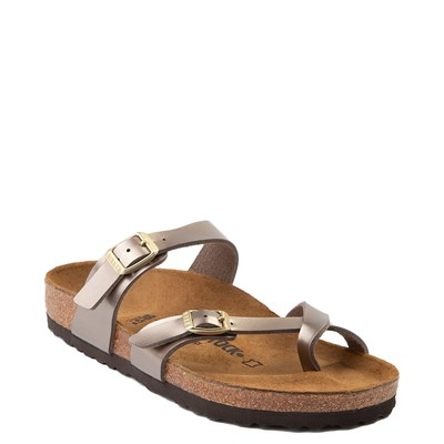 Alternate view of Womens Birkenstock Mayari Sandal - Taupe