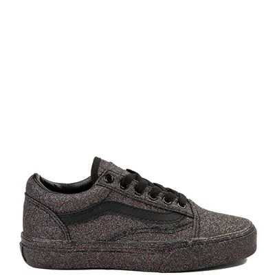 Youth Vans Old Skool Glitter Skate Shoe