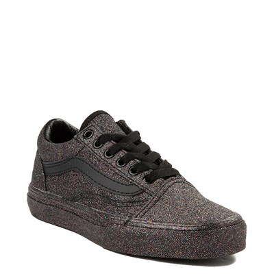 Alternate view of Youth Vans Old Skool Glitter Skate Shoe