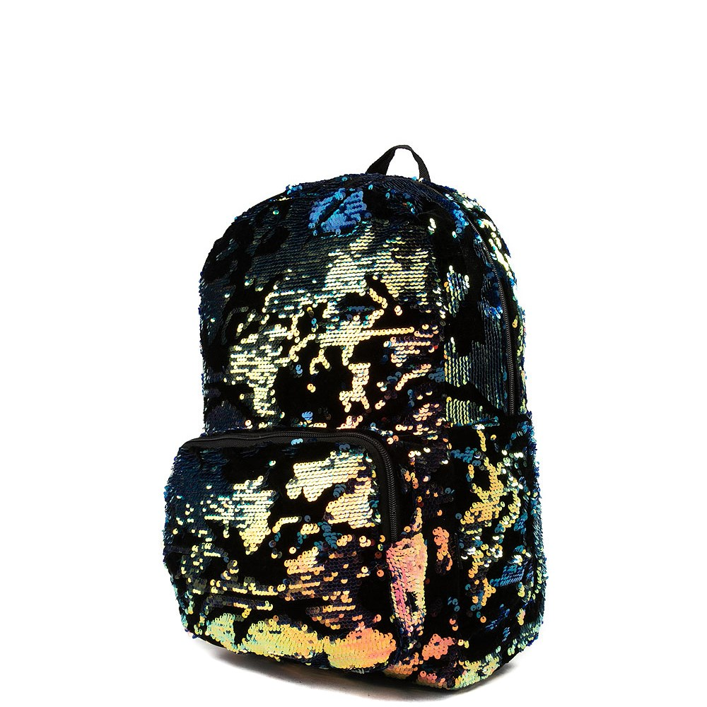 Velvet Two-Tone Sequin Backpack. Previous. ALT3. default view. ALT1. ALT2 c961a169171bb