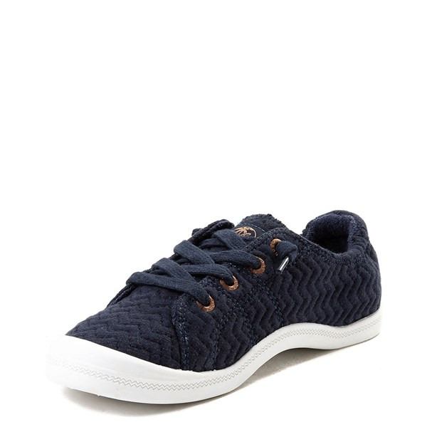 alternate view Womens Roxy Bayshore Casual Shoe - NavyALT3