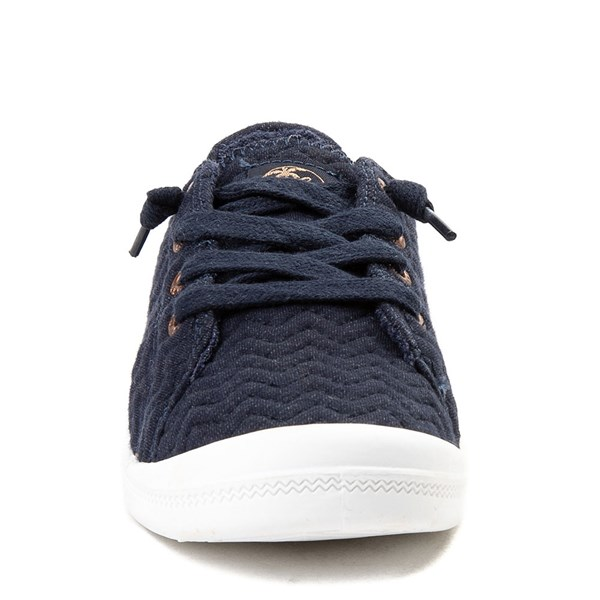 alternate view Womens Roxy Bayshore Casual Shoe - NavyALT4