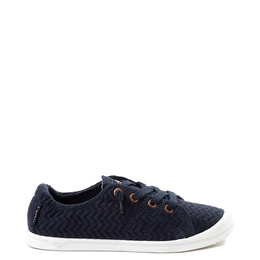 Womens Roxy Bayshore Casual Shoe - Navy