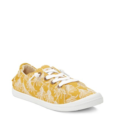 Alternate view of Womens Roxy Bayshore Casual Shoe - Mustard