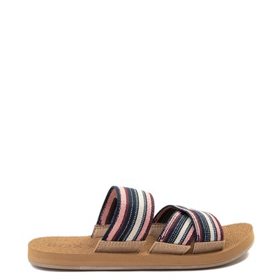 Womens Roxy Shoreside Slide Sandal