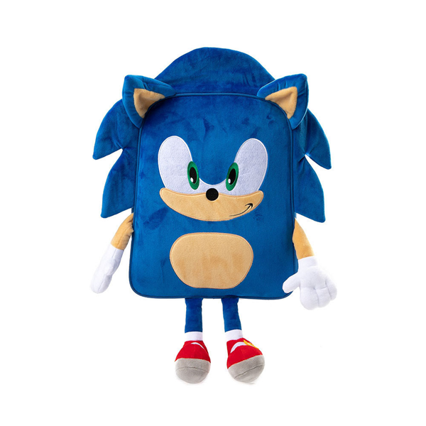 Main view of Sonic the Hedgehog™ 3D Backpack - Blue