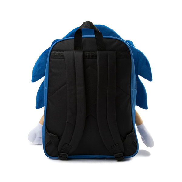 alternate view Sonic the Hedgehog™ 3D Backpack - BlueALT2