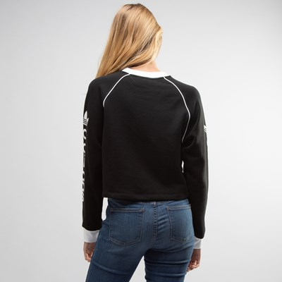 Alternate view of Womens adidas Cropped Sweater