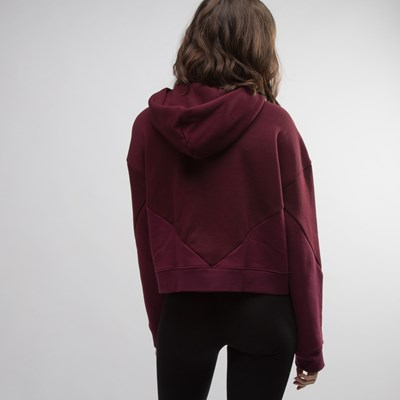 Alternate view of Womens adidas Colorado Cropped Hoodie