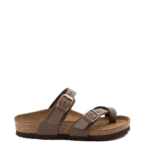 Main view of Birkenstock Mayari Sandal - Little Kid - Brown