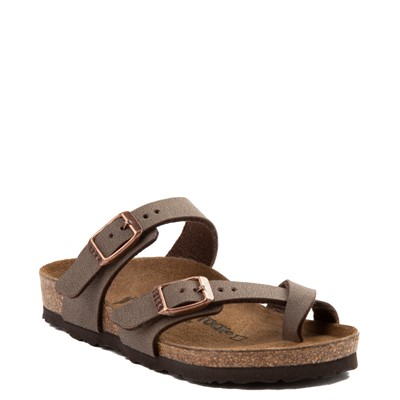 Alternate view of Birkenstock Mayari Sandal - Little Kid - Brown