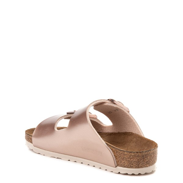 alternate view Birkenstock Arizona Sandal - Little Kid - Rose GoldALT2