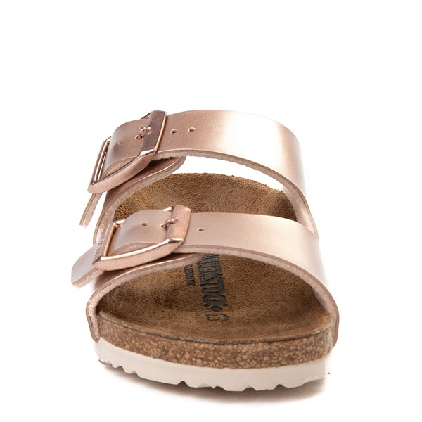 alternate view Birkenstock Arizona Sandal - Little Kid - Rose GoldALT4