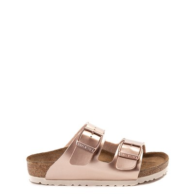 Main view of Birkenstock Arizona Sandal - Little Kid - Rose Gold