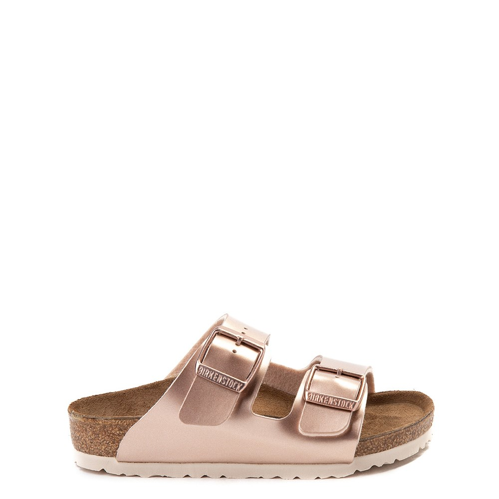 Birkenstock Arizona Sandal - Little Kid - Rose Gold