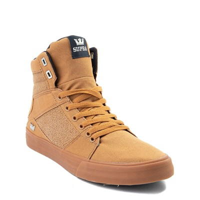 Alternate view of Mens Supra Aluminum Hi Skate Shoe