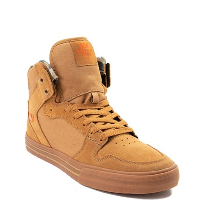 Alternate view of Mens Supra Vaider Skate Shoe