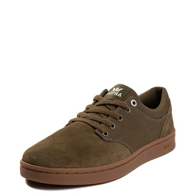 Alternate view of Mens Supra Chino Court Skate Shoe