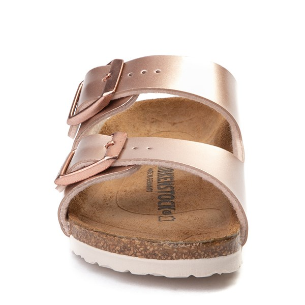 alternate view Birkenstock Arizona Sandal - Toddler / Little Kid - Rose GoldALT2