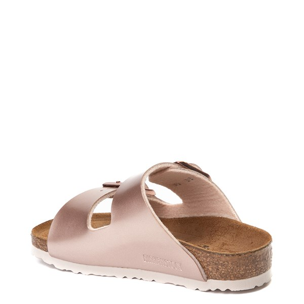 alternate view Birkenstock Arizona Sandal - Toddler / Little Kid - Rose GoldALT4