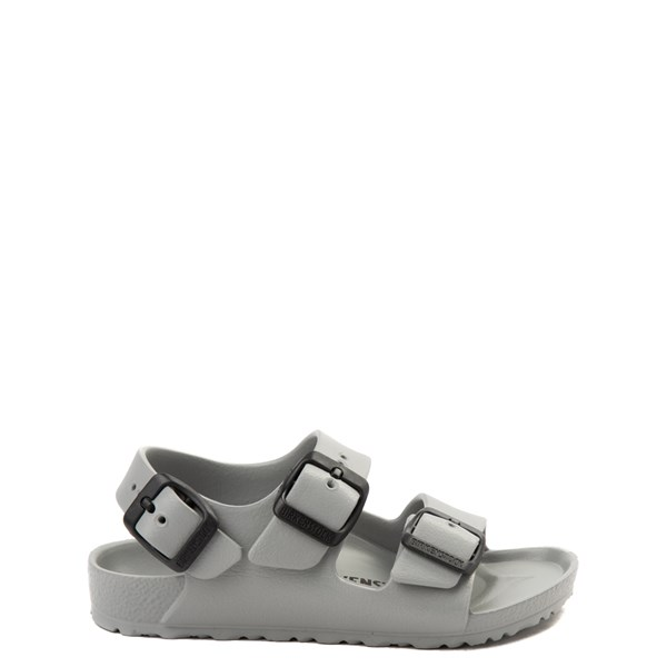 Birkenstock Milano EVA Sandal - Toddler / Little Kid - Seal Gray