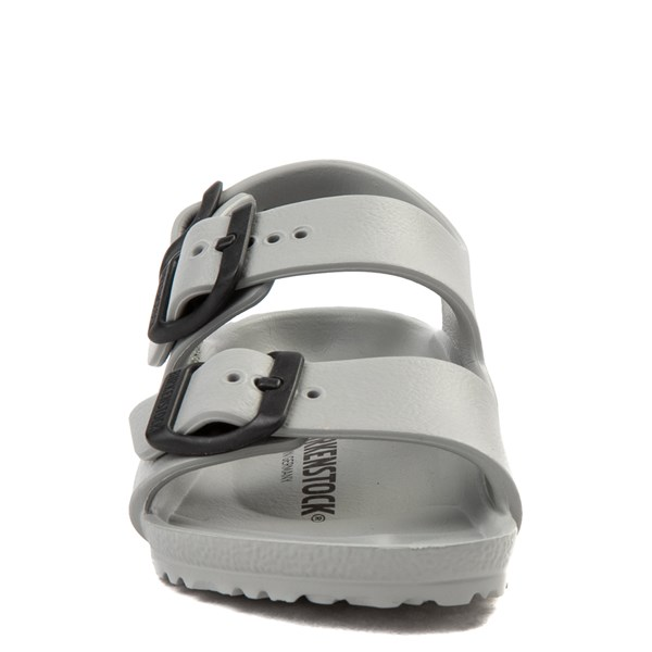 alternate view Birkenstock Milano EVA Sandal - Toddler / Little Kid - Seal GrayALT4