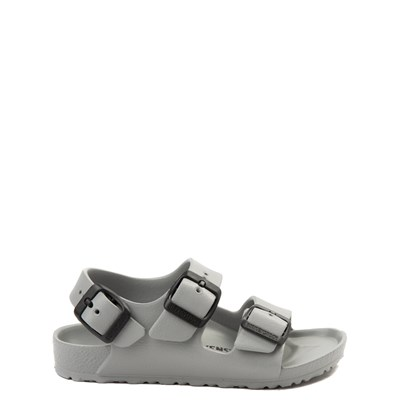 Main view of Birkenstock Milano EVA Sandal - Toddler / Little Kid - Seal Gray
