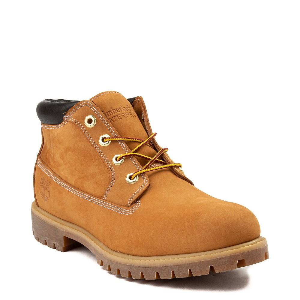 Mens Timberland Nelson Chukka Boot Wheat