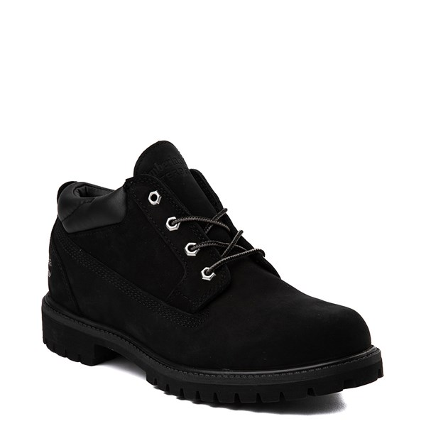 alternate view Mens Timberland Classic Oxford Boot - BlackALT1