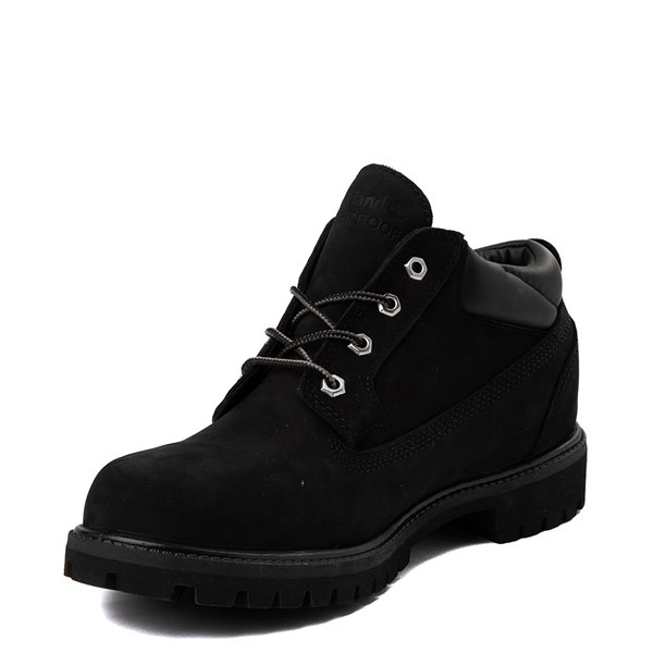 alternate view Mens Timberland Classic Oxford Boot - BlackALT3