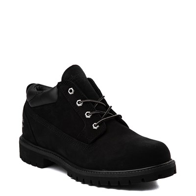 Alternate view of Mens Timberland Classic Oxford Boot - Black