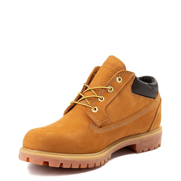alternate view Mens Timberland Classic Oxford Boot - WheatALT3