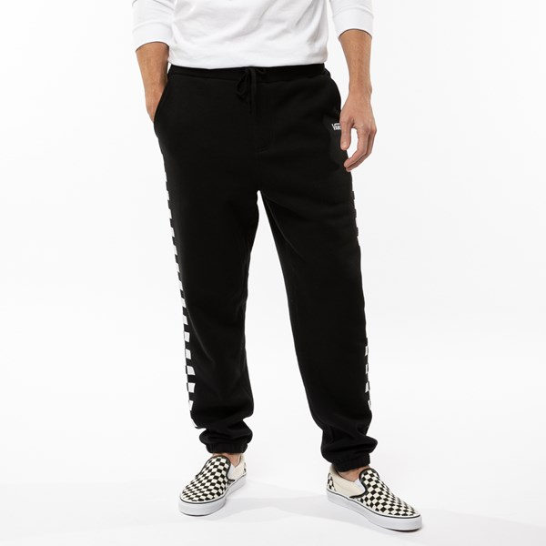 alternate view Mens Vans Checkered SweatpantsALT1