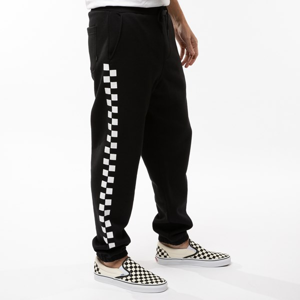 alternate view Mens Vans Checkered SweatpantsALT3