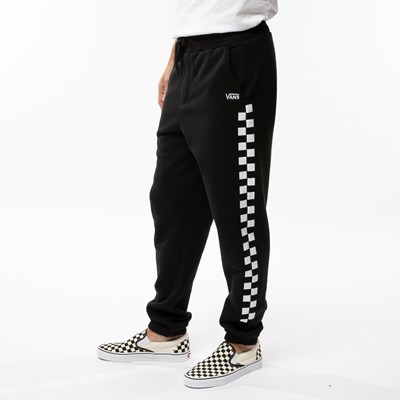 Main view of Mens Vans Checkered Sweatpants