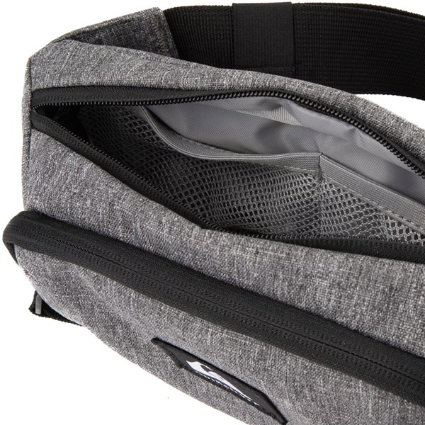 alternate view Quiksilver Jungler Travel Pack - Heather GrayALT3