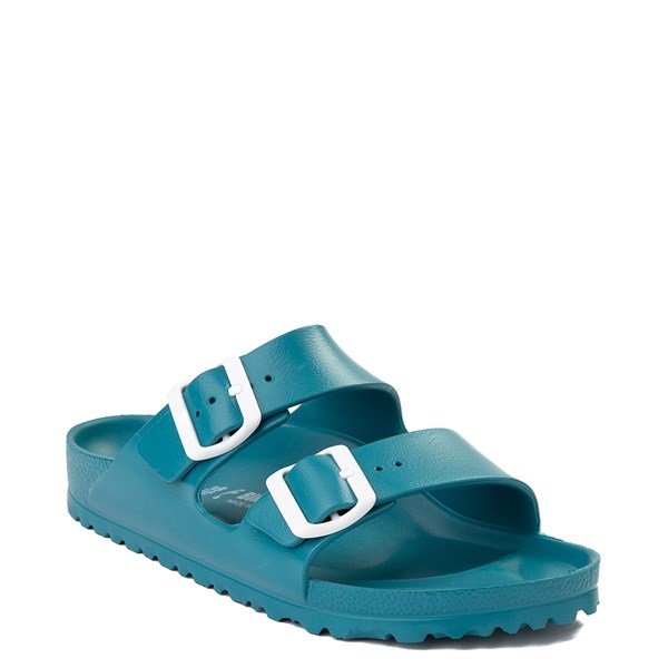 alternate view Womens Birkenstock Arizona EVA Sandal - TurquoiseALT1