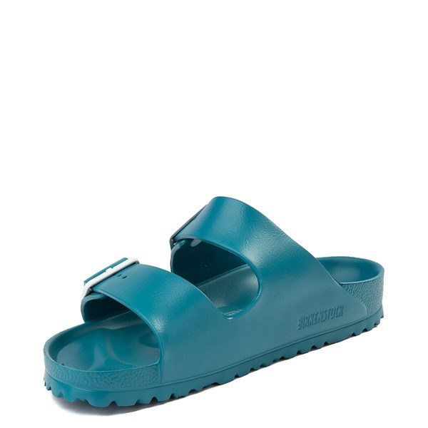 alternate view Womens Birkenstock Arizona EVA Sandal - TurquoiseALT3