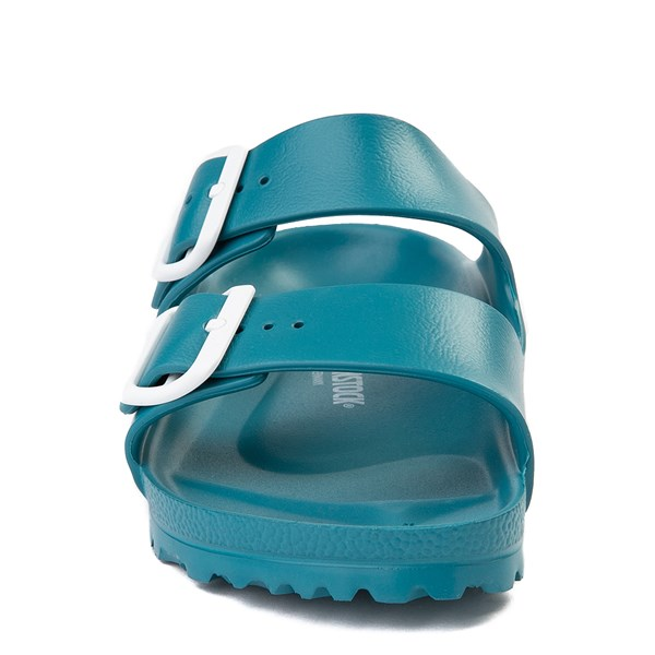 alternate view Womens Birkenstock Arizona EVA Sandal - TurquoiseALT4