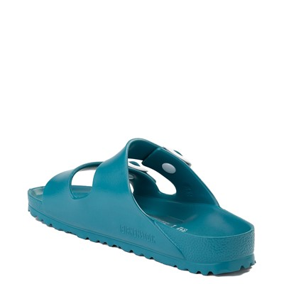 Alternate view of Womens Birkenstock Arizona EVA Sandal - Turquoise