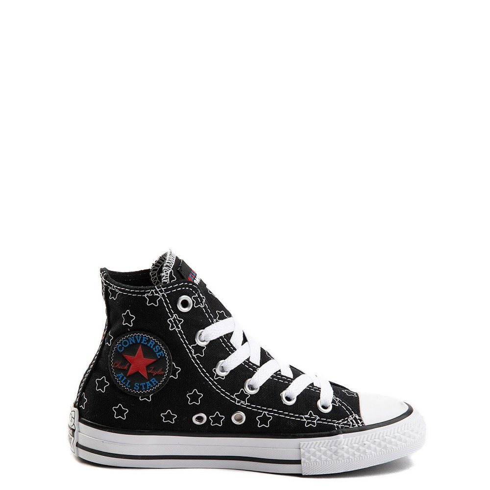 Youth Converse Chuck Taylor All Star Hi Hello Kitty Stars Sneaker
