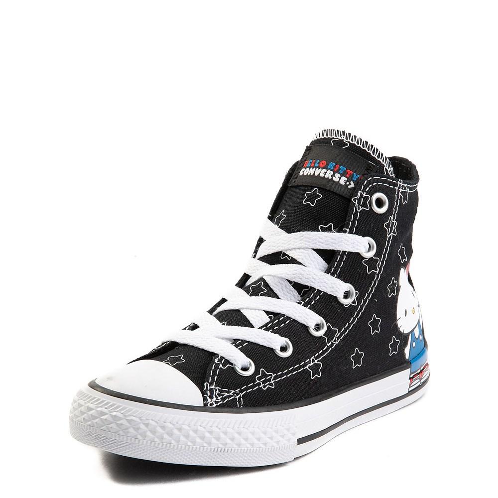 a186df4fd63 alternate view Converse Chuck Taylor All Star Hi Hello Kitty Stars Sneaker  - Little KidALT1B