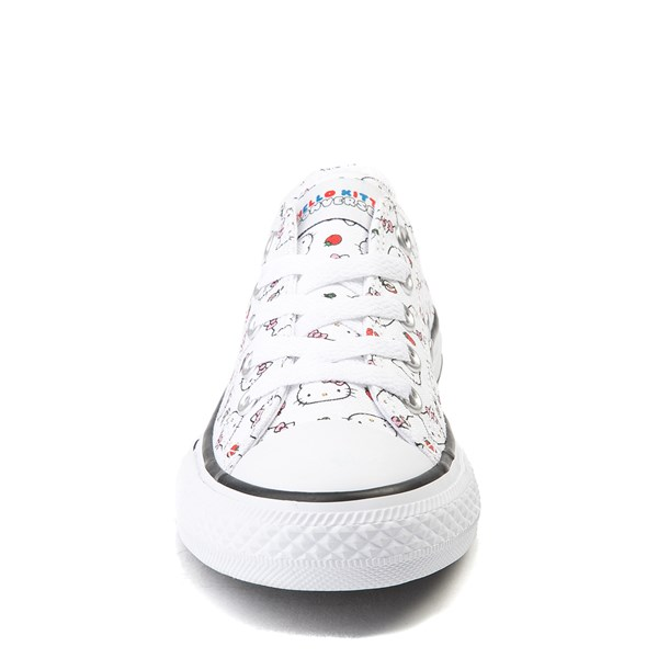 alternate view Converse Chuck Taylor All Star Lo Hello Kitty Sneaker - Little KidALT4