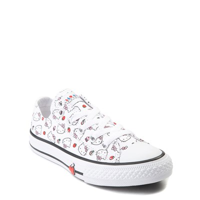 Alternate view of Converse Chuck Taylor All Star Lo Hello Kitty Sneaker - Little Kid